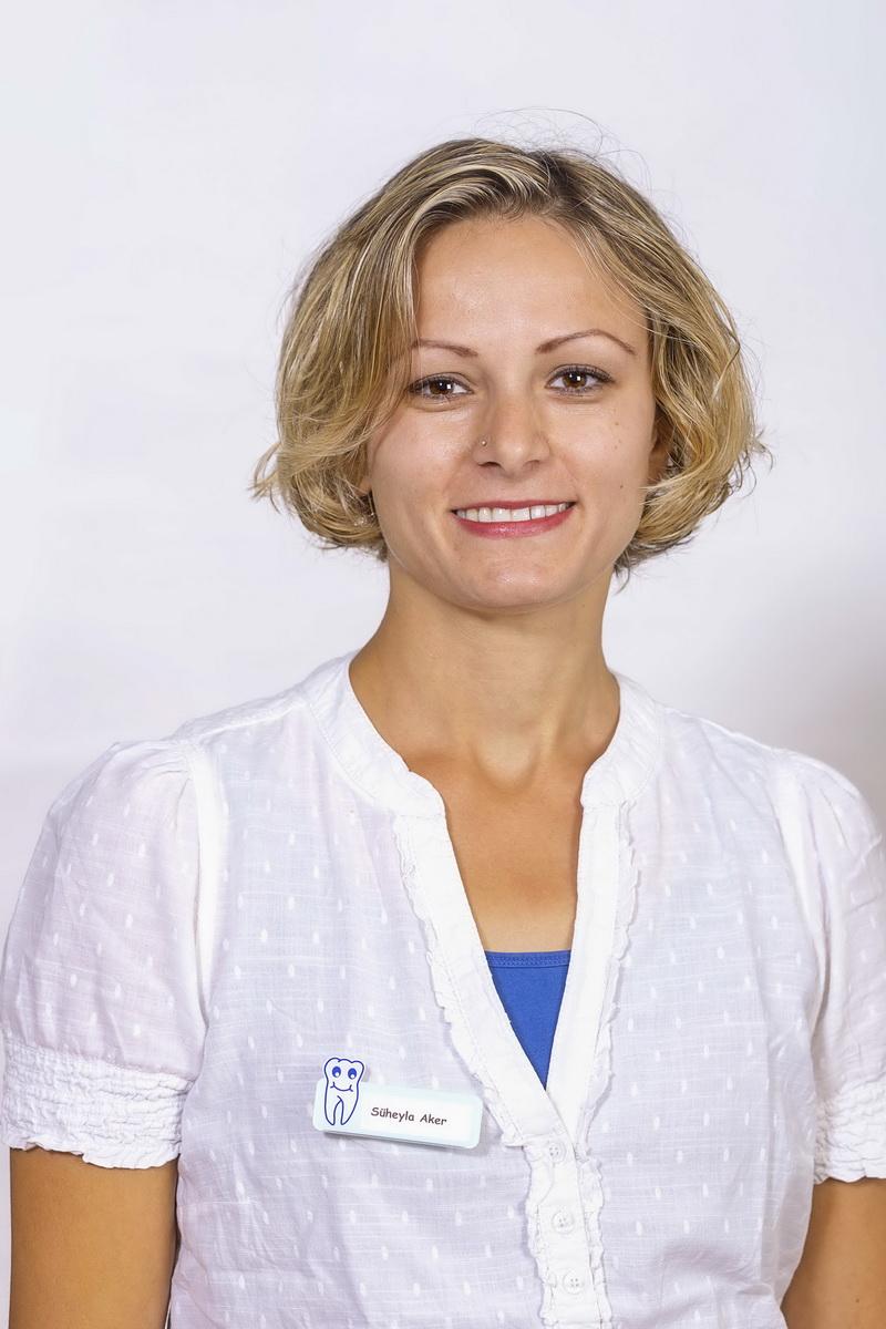 Suheyla Aker